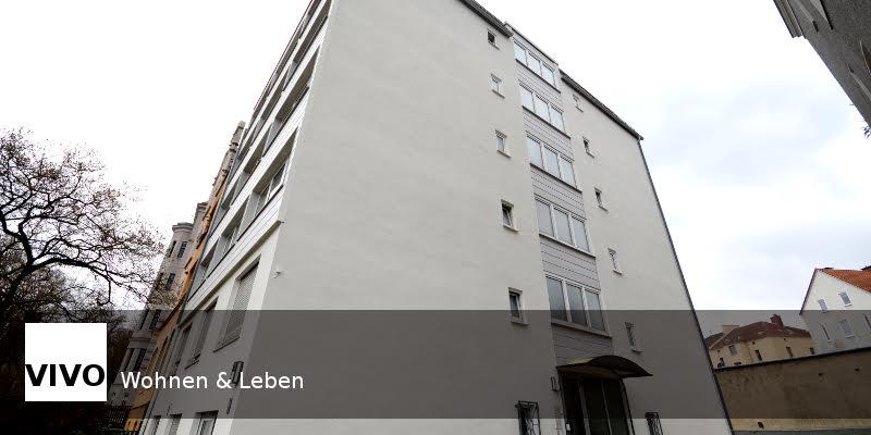 Zwei 1 ZKB Wohnungen Augsburg Innenstadt verkauft
