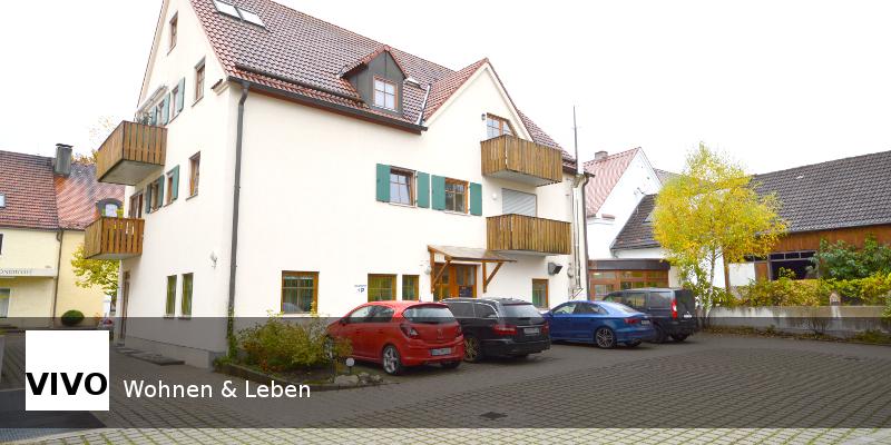 2 ZKB Wohnung in Fischach verkauft