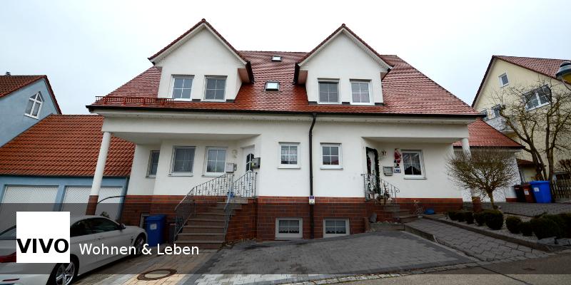 Maisonette Wohnung in Wertingen verkauft.