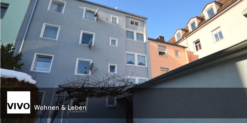 Mehrfamilienhaus Augsburg verkauft