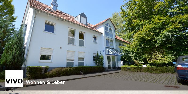 1 ZKB Gartenwohnung in Stadtbergen verkauft
