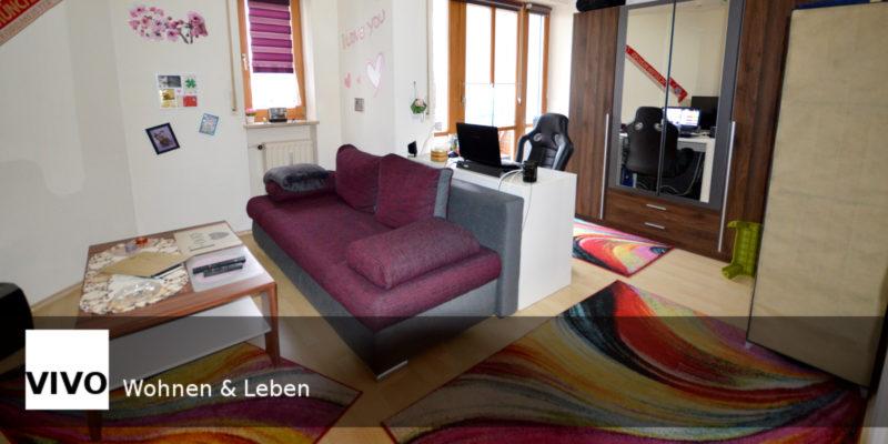 1 ZKB mit Terrasse in Königsbrunn verkauft
