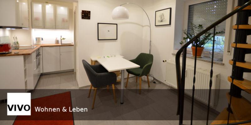 2 ZKB Maisonette in Augsburg-Göggingen verkauft