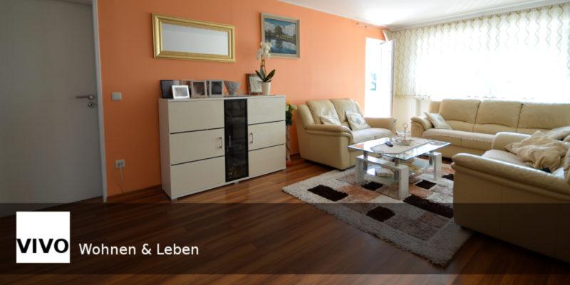 4,5 ZKB Wohnung in Lechhausen Augsburg verkauft
